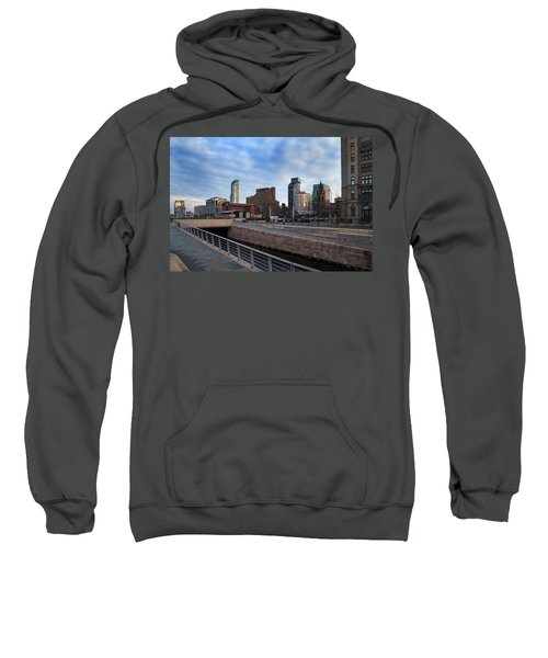 New Waterfront Development , Liverpool Sweatshirt