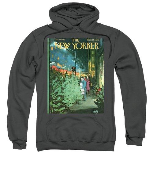 New Yorker December 14th, 1963 Sweatshirt