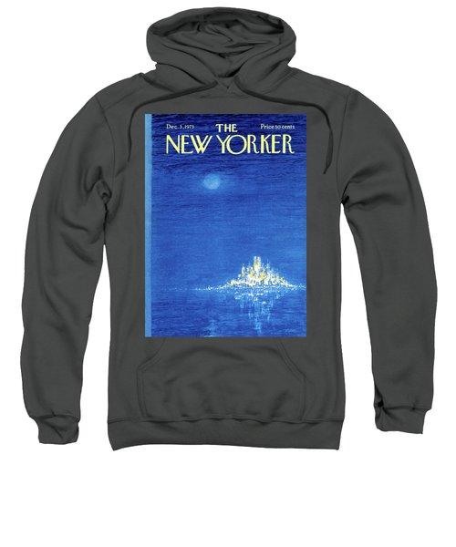 New Yorker December 3rd, 1973 Sweatshirt