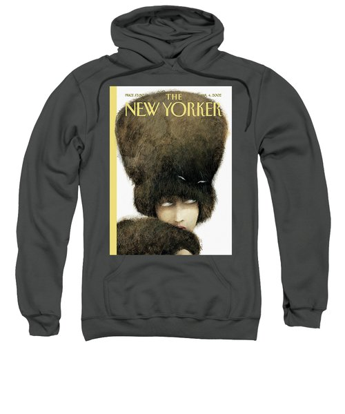 New Yorker March 4th, 2002 Sweatshirt