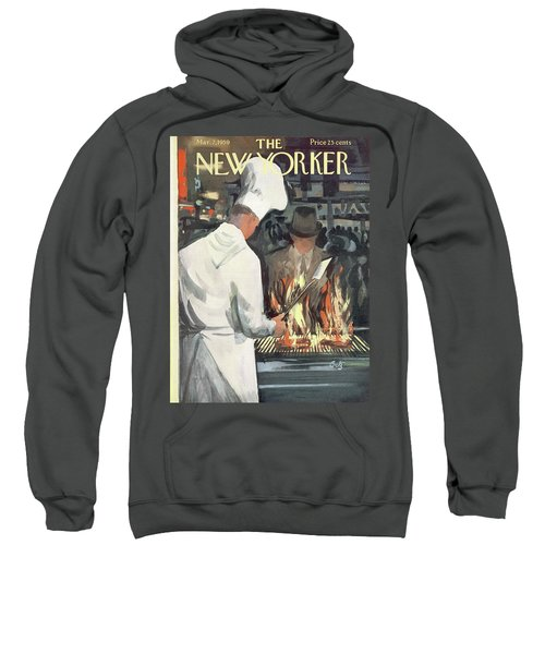New Yorker March 7th, 1959 Sweatshirt