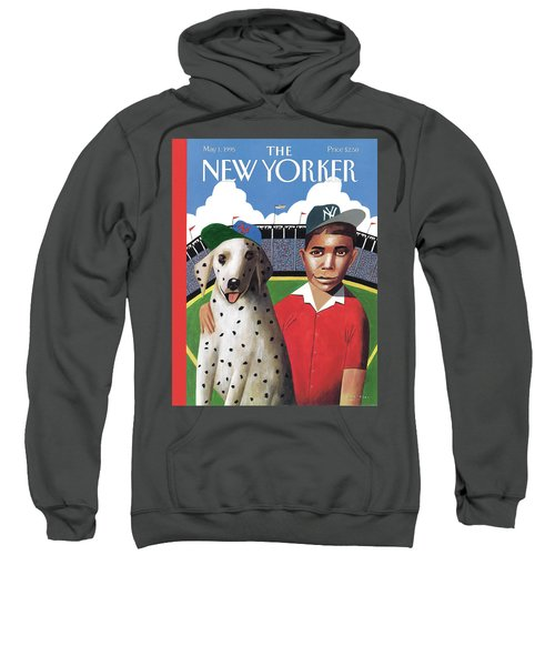 New Yorker May 1st, 1995 Sweatshirt