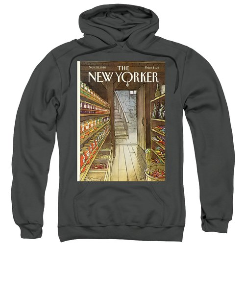 New Yorker November 10th, 1980 Sweatshirt