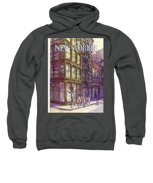 New Yorker October 13th, 1980 Sweatshirt