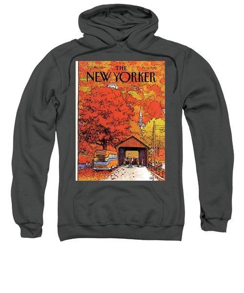 New Yorker October 19th, 1981 Sweatshirt