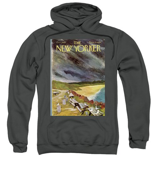 New Yorker October 1st, 1966 Sweatshirt