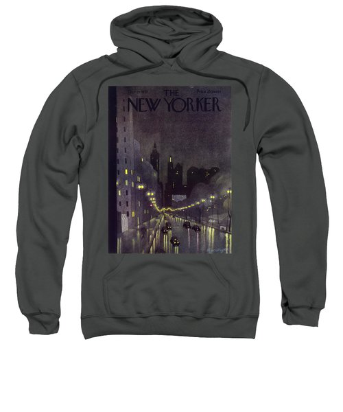 New Yorker October 29 1932 Sweatshirt
