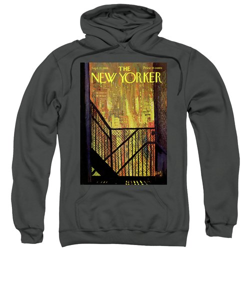 New Yorker September 21st, 1968 Sweatshirt