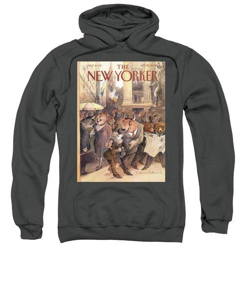 New Yorker September 25th, 2000 Sweatshirt
