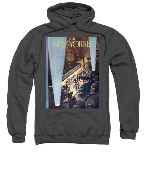 New Yorker September 26th, 1953 Sweatshirt