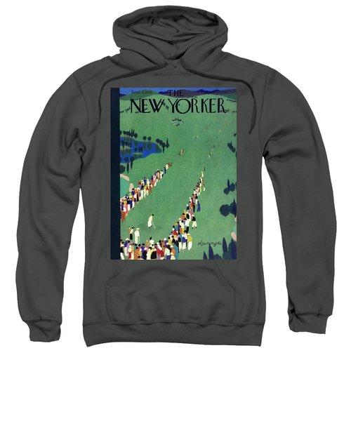New Yorker September 5 1936 Sweatshirt