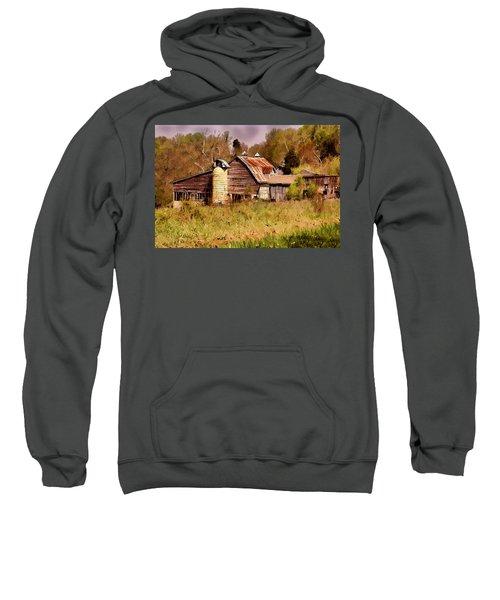 Newton Township Barn Sweatshirt