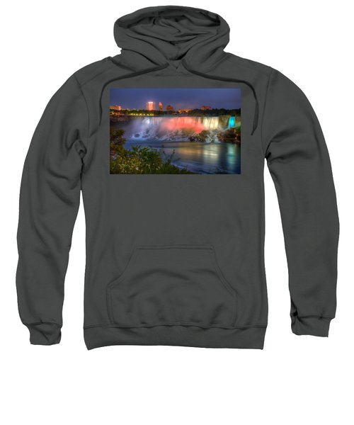 Niagara Falls Canada Sunset  Sweatshirt