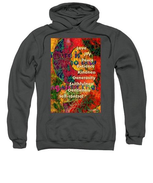Nine Gifts Sweatshirt