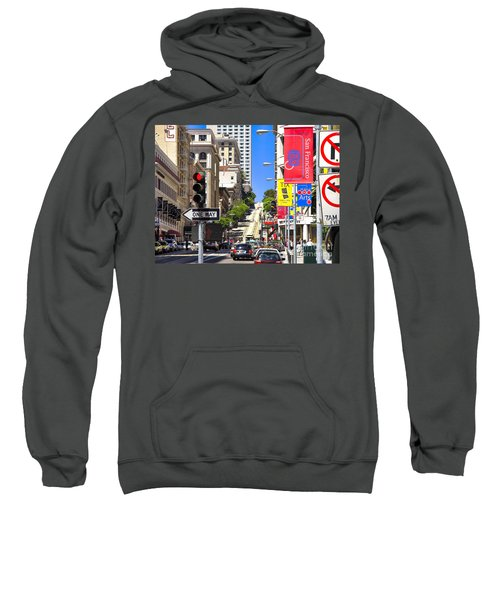 Nob Hill - San Francisco Sweatshirt