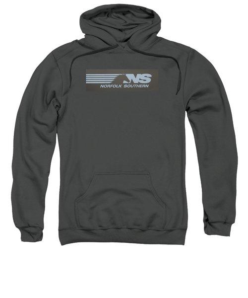 Norfolk Southern Railway Art Sweatshirt
