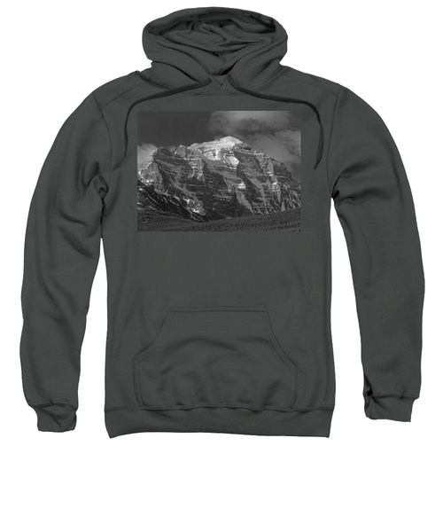 203553-north Face Mt. Temple Bw Sweatshirt