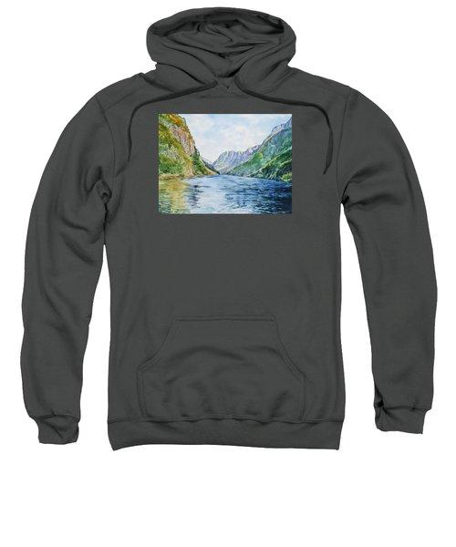 Norway Fjord Sweatshirt