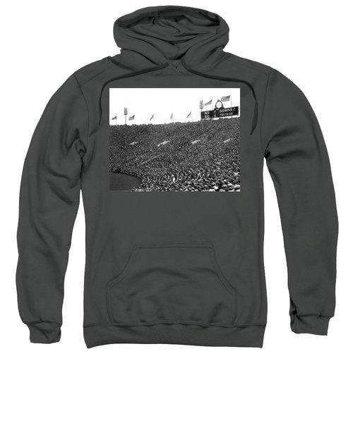 Notre Dame-usc Scoreboard Sweatshirt by Underwood Archives