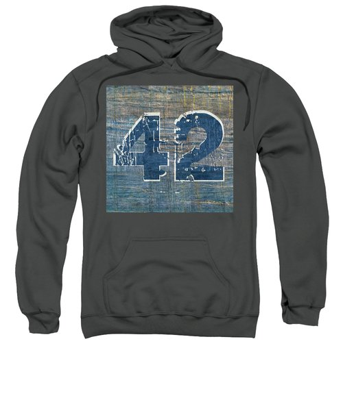 Number 42 Sweatshirt