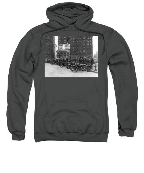 Ny Motorcycle Police Sweatshirt