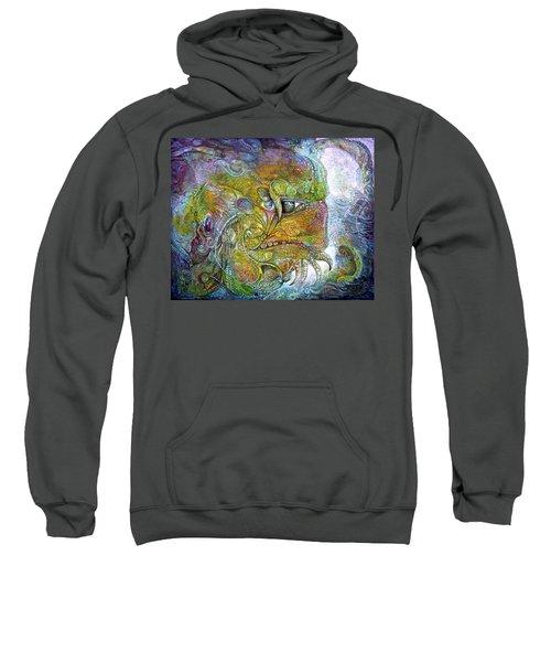 Offspring Of Tiamat - The Fomorii Union Sweatshirt