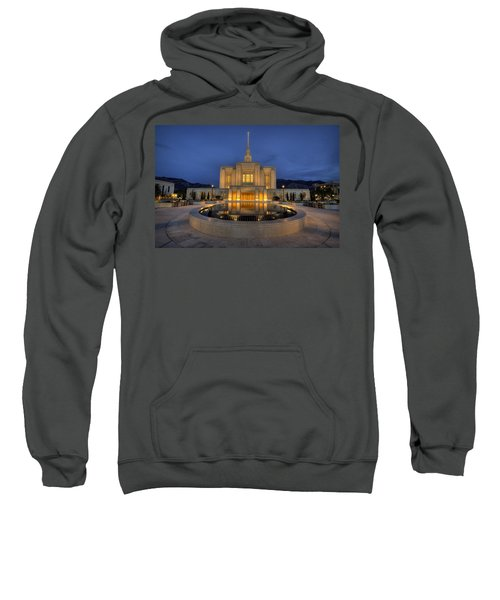 Ogden Temple Reflections Sweatshirt