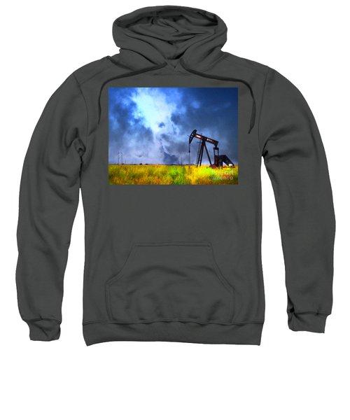 Oil Pump Field Sweatshirt