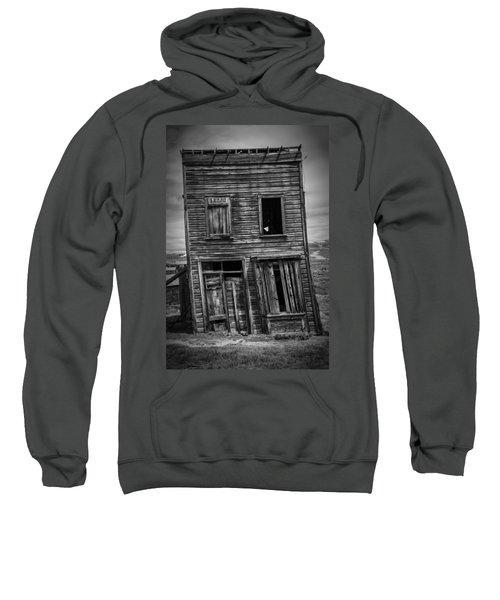 Old Bodie Building Sweatshirt