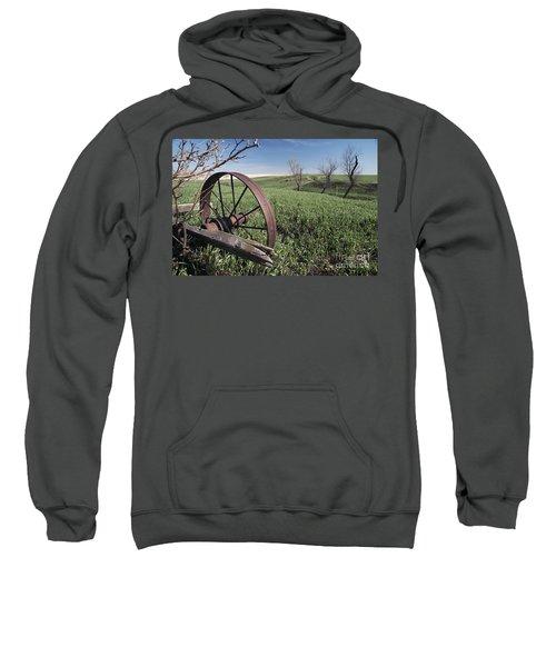 Old Farm Wagon Sweatshirt
