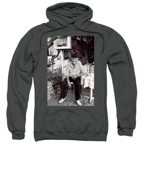 Old Man Of Old Town Sweatshirt