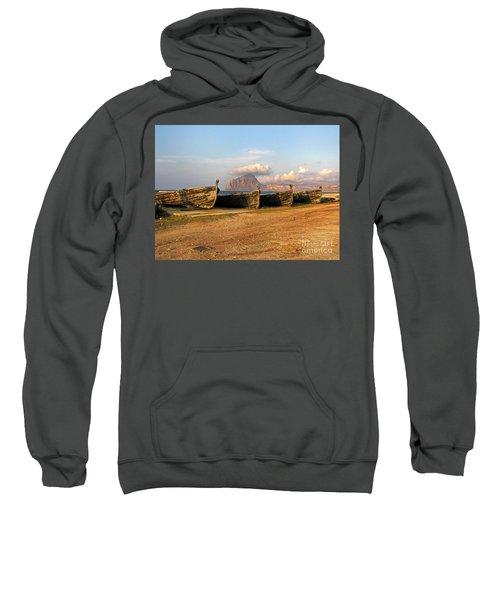 Aquatic Dream Of Sicily Sweatshirt