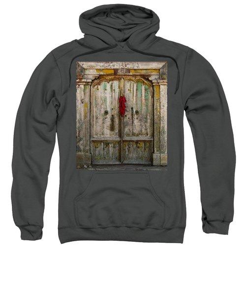 Old Ristra Door Sweatshirt