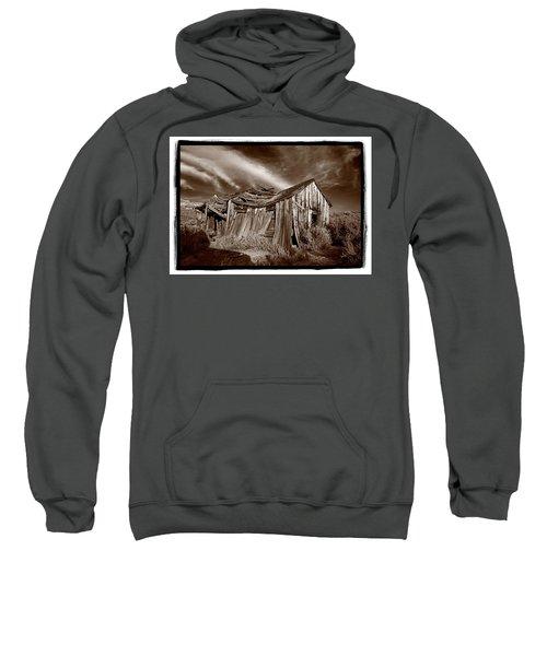 Old Shack Bodie Ghost Town Sweatshirt