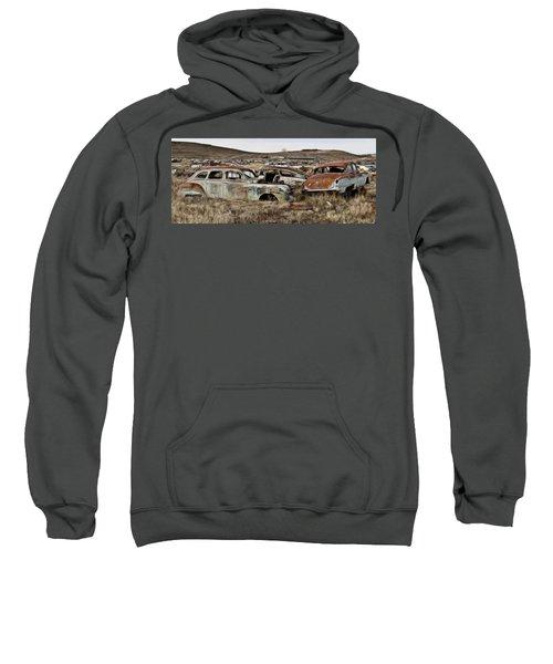 Old Wrecks Sweatshirt