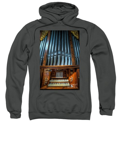 Olde Church Organ Sweatshirt
