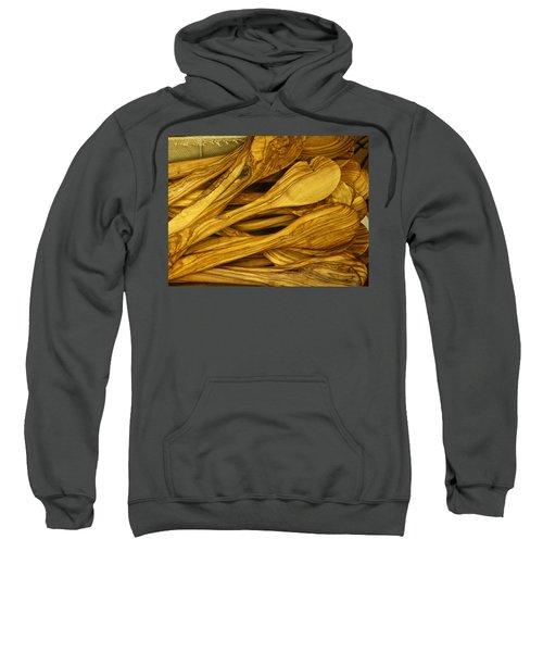 Olive Wood Sweatshirt
