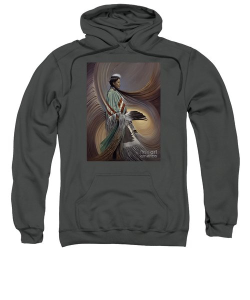 On Sacred Ground Series I Sweatshirt