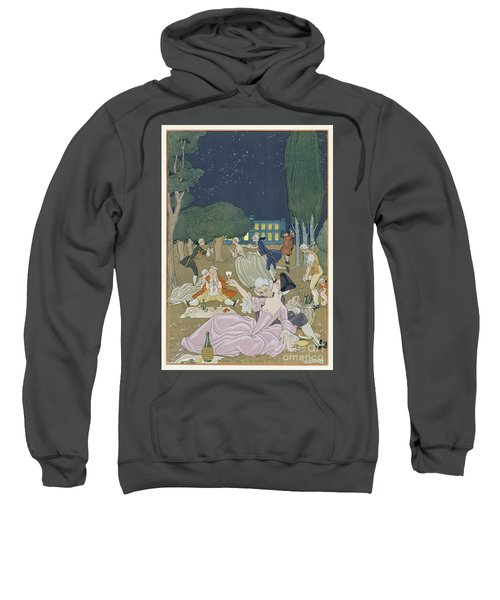 On The Lawn Sweatshirt