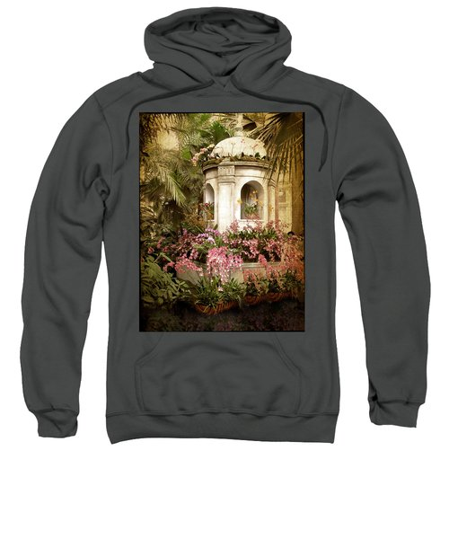 Orchid Exhibition Sweatshirt