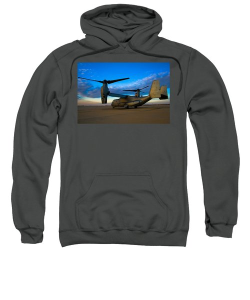 Osprey Sunrise Series 1 Of 4 Sweatshirt
