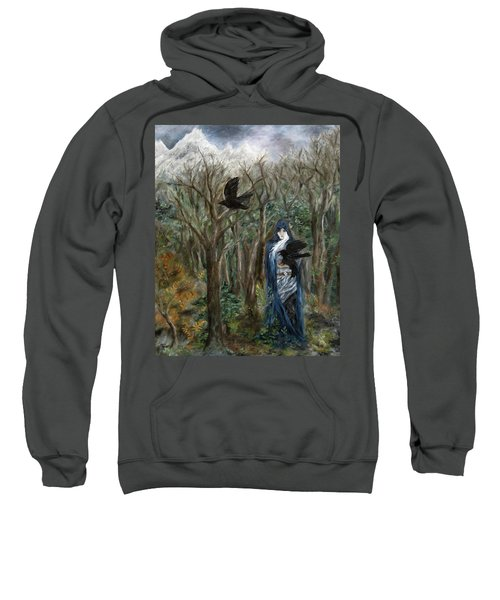 The Raven God Sweatshirt