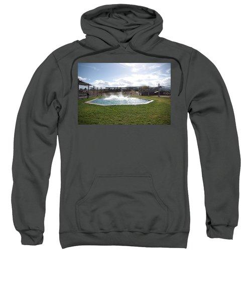 Out Of Africa Tiger Splash 9 Sweatshirt