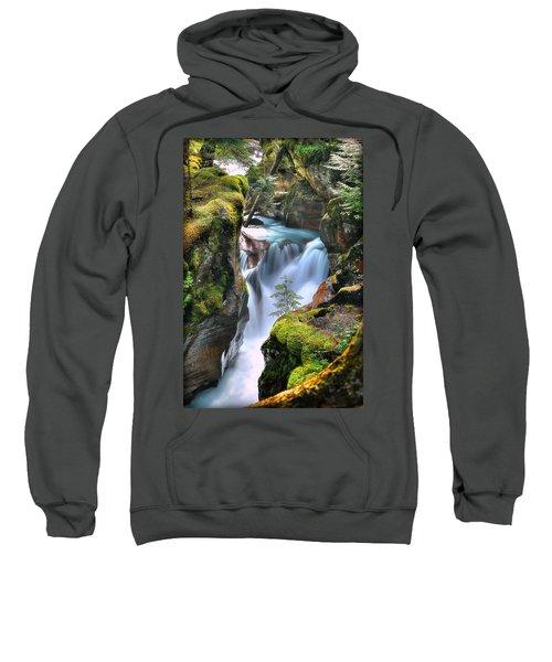 Out On A Ledge Sweatshirt