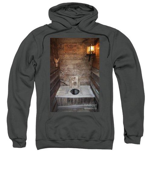 Outhouse Interior Sweatshirt