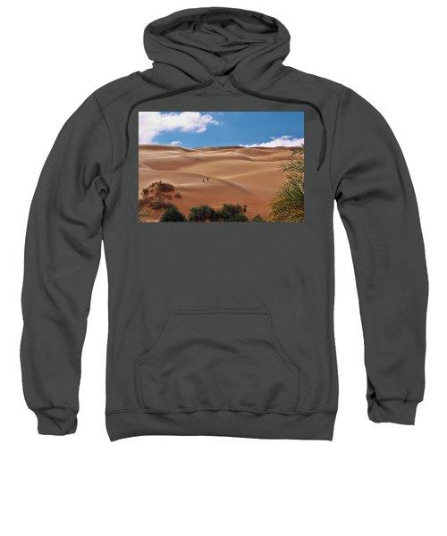 Over The Dunes Sweatshirt