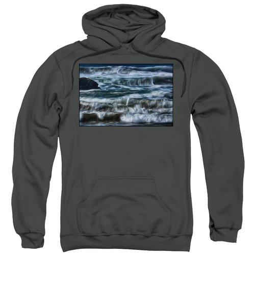Pacific Waves Sweatshirt