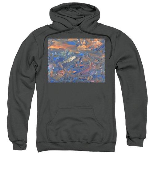 Paint Number 58c Sweatshirt