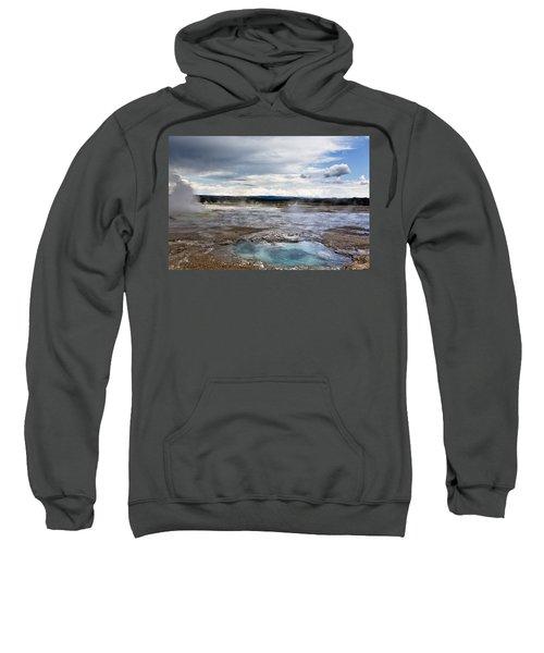 Paint Pots Sweatshirt