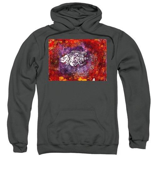 Paleo Fish Sweatshirt
